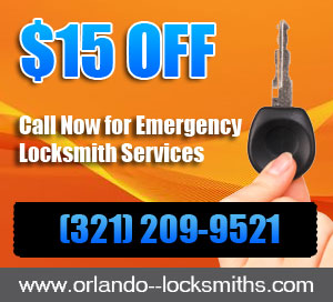 Orlando Locksmiths Coupon
